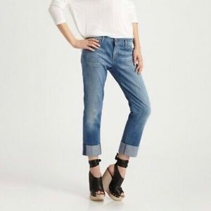 Citizens of Humanity - Cropped Straight Leg Jean
